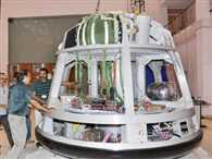 ISROs unmanned crew module reached Chennai