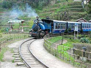 Darjeeling toy train ready to chug again after 4 years