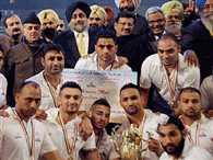 Kabaddi World Cup: India beat pakistan by 45-42