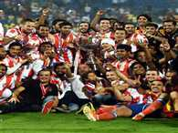 ISl: kolkata become champion