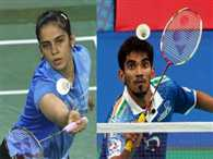 World super series: Saina and sriknath out
