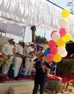 पुलिस लाइन में आयोजित हुई मलखंभ प्रतियोगिता
