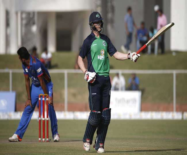 Kevin allround performance helps Ireland level the series