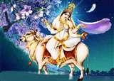 माँ दुर्गा की आठवीं शक्ति का नाम महागौरी है