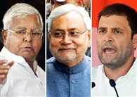 Dispute over PM material in Great Alliance, Nitish becomes challenge to Rahul