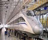 दिल्ली से अलवर तक दौड़ेगी हाई स्पीड रैपिड रेल