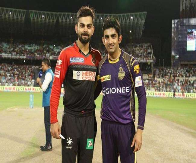 Royal Challangers Banglore will face Kolkata Knightriders in the 25th match of IPL 10