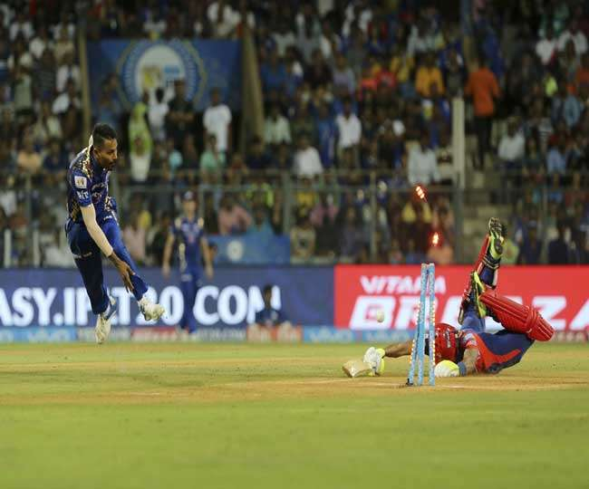 Live scorecard and reporting of IPL 10 match between Mumbai vs Delhi