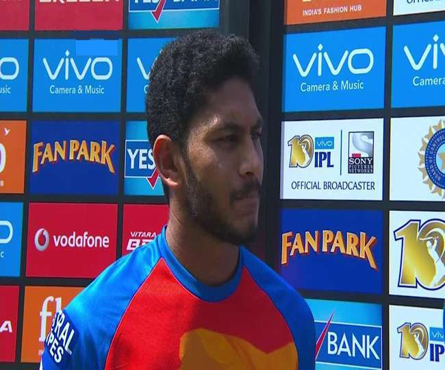 Gujarat lions coach Kotak gives yorkers of Thampi the credit
