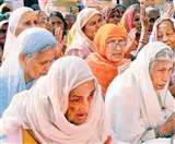 वृंदावन में निराश्रित विधवाओं की स्थिति पर सुप्रीम कोर्ट ने केंद्र पर की तीखी टिप्पणी