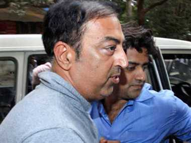 IPL Spot Fixing: Vindu arrested