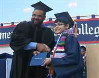 In eleven years, became the graduate wants to become president