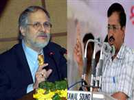Narendra Modi ji with his 3 MLAs is trying to run the Govt of Delhi through backdoor: Delhi CM Arvind Kejriwal