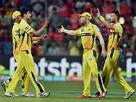 Chennai super kings vs royal challenger bangalore