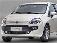 Fiat Punto Evo T-JET with a new turbocharger engine