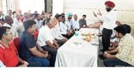 धान के गैर प्रमाणिक बीजों पर विभाग ने लगाई रोक