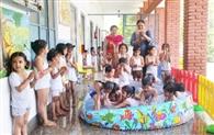 डीएवी के विद्यार्थियों ने उठाया पिकनिक का आनंद