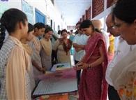 जैविक विभिन्नता दिवस को लेकर लगाई जिला स्तरीय प्रदर्शनी