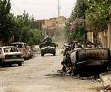 आत्मघाती आतंकी हमले में मोसुल में 17 ईराकी सैनिकों की मौत
