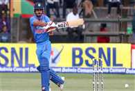 Kedhar Jadhav leaves Dhoni and Rohit Sharma behind for highest T20 score on number 5