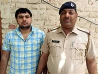 गैंगस्टर अनिल गंजा का भाई व गुर्गे गिरफ्तार