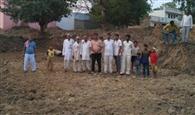 श्याम कुंड के निखरने से उत्साहित ग्रामीण