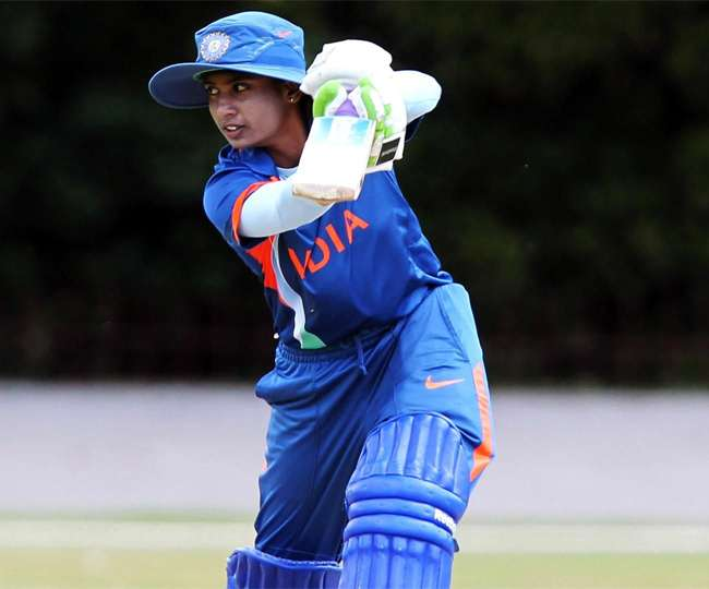 Indian team beat Sri Lanka by 109 runs in warm up match of ICC Womens World Cup