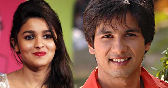 Alia to act with her childhood love Shahid kapoor