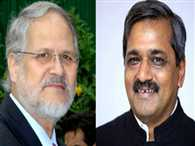 delhi bjp chief to meet today with LG