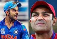 sehwag says Three Li are in fashion  KohLi MooLi  KabaL