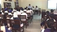 माता गुजरी खालसा कॉलेज के विद्यार्थियों ने सीखे चेस के गुर