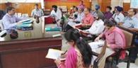 गरीब लोगों तक पहुंचाएं स्वास्थ्य योजनाओं का लाभ : डीसी
