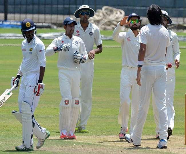 भारतीय बल्लेबाज़ों के अच्छे प्रदर्शन ने उड़ाई श्रीलंका की नींद, अभ्यास मैच ड्रॉ