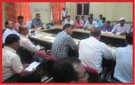 Disaster mitigation training