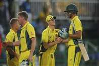 Finch, Smith help Australia pass Sri Lankan spin test