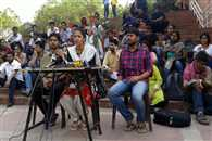 committee submitted a report to JNU VC