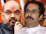 shiv sena again criticises bjp on maharatra assembly seat sharing issue in saamna