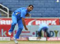 Shami getting ready with all eyes on World Cup 2015