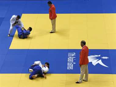 Indian Judokas to return empty handed from Asian Games 2014