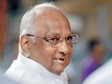 sharad pawar wants to break alliance with shivsena and bjp!