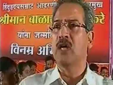 shivsena leadera anil desai and subhash desai return mumbai