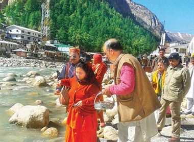 clean ganga: 293 crore sought approval of plans