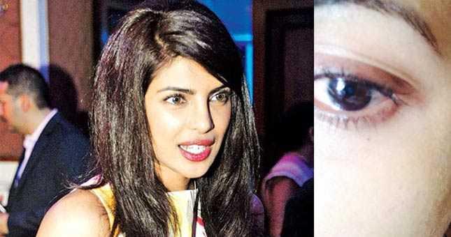 Priyanka Chopra is upset these days