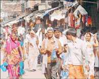 4000 police Javan in security of Deepdan mela