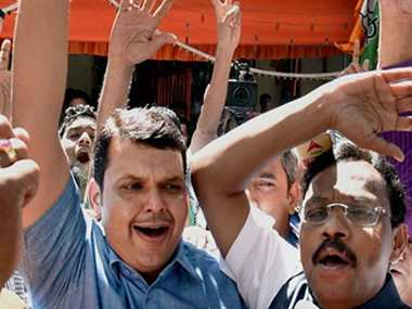 devendra fadnavis to be next chief minister of maharashtra