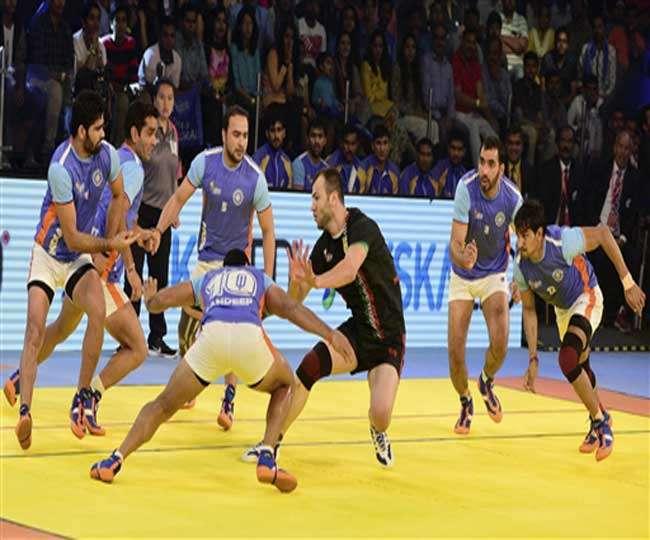 India beat Iran in Kabaddi world cup 2016 Final