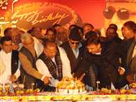 Grand Birthday Of Mulayam Singh In Rampur
