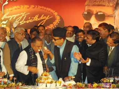 Azam Khan Showed His Strength In Rampur Again