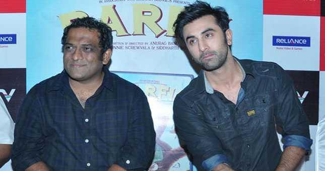 Anurag Basu busy working with Ranbir for next two years
