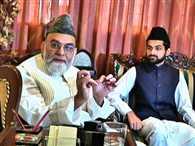 deputy imam will become shahi imam today of jama masjid